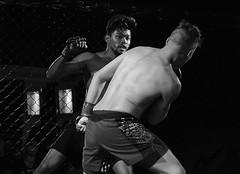 LFC 10 ZARARA VS ANDY (3) (JuanSGreen) Tags: mma bjj jiu jitsu bogotá colombia lfc fighting fighters boxeo boxing blackwhite bw blancoynegro champion grapling