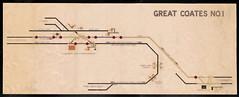 Great Coates No 1 (P Way Owen) Tags: great coates no 1 signalbox diagram