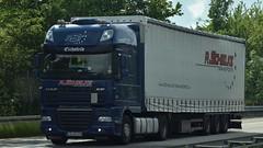 D - R. Schielke DAF XF 105 SSC (BonsaiTruck) Tags: schielke daf xf 105 lkw lastzug lastwagen truck trucks lorries lorry camion