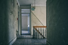 down the hall (Desolate Places) Tags: abandoned mansion