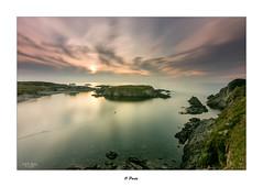 O Porto... (Canconio59) Tags: largasexposiciones meiras ermita mar sea clouds nubes valdoviño españa spain sunset ocaso costa galicia dimamanuel
