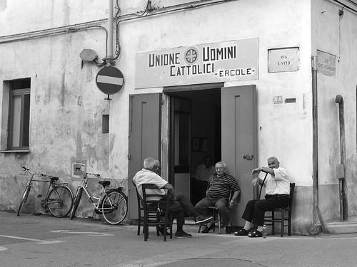 Caserta, via San Vito