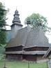 Alsókalocsa fatemploma (ossian71) Tags: ukrajna ukraine kárpátalja alsókalocsa kárpátok carpathians templom church fatemplom wooden középkori medieval épület building műemlék sightseeing