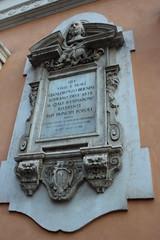 Bernini's residence (rjhuttondfw) Tags: gianlorenzobernini bernini borromini viadellamercederome popeurbanviii donkeyears malegenital