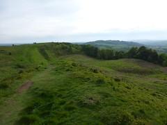 View from the top of Croy Hill (luckypenguin) Tags: scotland cumbernauld croy hill romanempire antonine wall johnmuirway path historicscotland