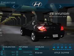 Hyundai Tiburon GT (Games Brasil) Tags: need for speed underground hyundai tiburon