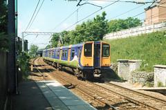 313110 (R~P~M) Tags: train railway electric emu multipleunit 313 silverlink nationalexpress westhampstead london england uk unitedkingdom greatbritain