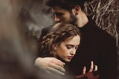 Hug (Martina Grosso.) Tags: people hug persone dark brown portrait nature cold hugs love