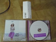 原裝絕版 2005年 4月6日 松隆子 MATSU TAKAKO 松たか子 未来になる CD 原價 1100yen 中古品 2