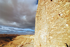 LBY-Kabaw-0801-38-v1 (anthonyasael) Tags: africa castle horizontal stone clouds landscape desert cloudy northafrica dry maghreb libya qasr  lby kabaw jebelnafusa libi qsar libyanarabjamahiriya  kabow  anthonyasael  cabao    lbija