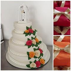 Chacara Luz da Mata (MaristelaScorsin) Tags: wedding cake bolo casamento doces bemcasados
