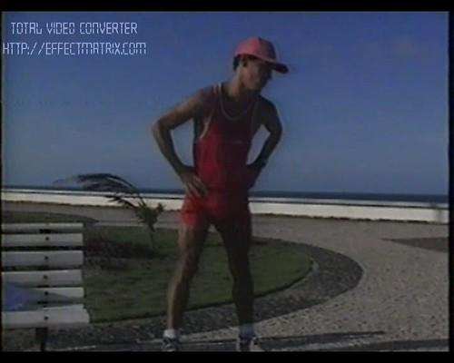 Globo Esporte - Carla Soraya - 1994.