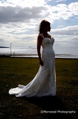 Maysam (1966maurice) Tags: wedding clouds bride nikon dress d2x wife maysam morwood