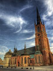 Riddarholmen Church - Stockholm