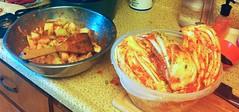 Prepared Kimchi