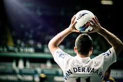 Rafael Van Der Vaart (James Yeung) Tags: england white london dutch spurs football lane hart van der tottenham vaart