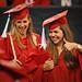 Happy grads enter PNC Arena.
