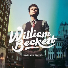 "William Beckett ""Winds Will Change EP"" Cover Photo (Chris Martin 