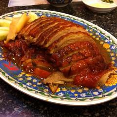 Roasted Duck | เป็ดย่าง @ MK Restaurant | เอ็มเค เรสโตรองต์ บิ๊กซี หางดง