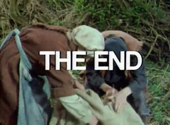 The End peasants (Dill Pixels) Tags: cinema film television movie tv humor theend bbc montypythonsflyingcircus endtitle