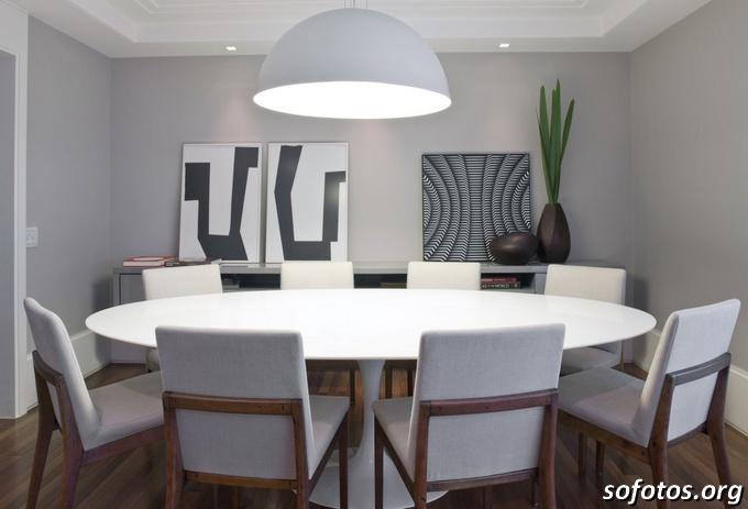 Salas de jantar decoradas (159)
