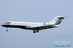 N288Z (PHLAIRLINE.COM) Tags: flight jet business airline planes philly express solutions airlines phl spotting global bombardier bizjet generalaviation spotter philadelphiainternationalairport kphl bd700 n288z