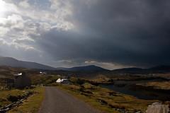 Sunlight (Grim Weaver) Tags: uk storm colour beauty canon photography islands scotland landscapes scenery day britain outerhebrides canon500d isleofharris