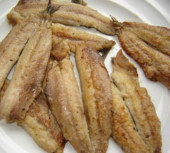 Pasta with Sardines 2 (Couscous & Consciousness) Tags: fish recipe lemon raisins pasta fennel sardines preservedlemons