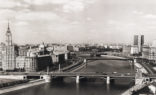 157 Три моста 1960-е