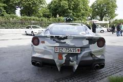 Ferrari F12 Berlinetta (SzoszonBratku) Tags: vienna house chevrolet mercedes spider team italia martin wiedeń ferrari monaco camaro josh mclaren porsche rolls morgan audi 3000 fiskar vien royce bentley aston gumball f12 lamborgini berlinetta gumbal cadilac 458 2013 cartu