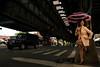 You gotta laugh ! (Giovanni Savino Photography) Tags: newyorkcity beauty fashion laughing photoshoot manhattan traintracks mta streetfashion subwaytracks plussizemodel stobist newyorkstreetphotography magneticart editorialshoot ©giovannisavino victoriasecretumbrella modelinthestreet