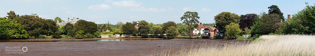 Beaulieu River Panorama