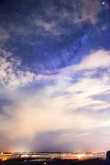 25600 ISO test (EXPLORED) (Mikey Mack) Tags: longexposure newzealand canon stars nebula nz milkyway ruralnewzealand