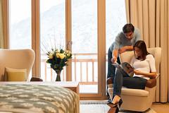 hotel AQUA DOME - doppelzimmer auszeit (aqua-dome) Tags: hotel tirol sterreich wellness einrichtung aquadome lngenfeld tztaleralpen standardzimmer