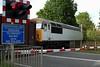 Crossing Grid (JohnGreyTurner) Tags: uk train grid br diesel transport engine rail railway locomotive oxfordshire 56 bicester class56
