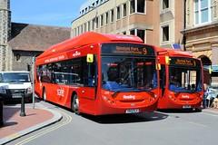 Reading  412 - YR13 PLV (Solenteer) Tags: reading scania 412 alexanderdennis gasbus readingtransport readingbuses enviro300 k230ub yr13plv
