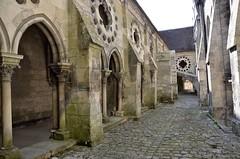 Laon (Aisne) - Clotre de la Cathdrale (Morio60) Tags: cathdrale 02 cloister picardie laon cloitre aisne
