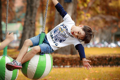 Joyfulness (-clicking-) Tags: park boy portrait playing childhood kids ball children mood child faces emotion innocent enjoy innocence moment lovely playful enjoyment visage