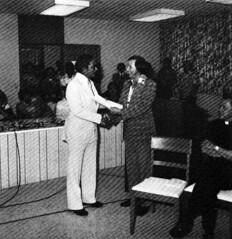 Governor Bordallo and Senator Gutierrez