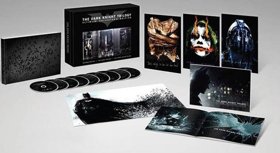 『黑暗騎士』三部曲終極收藏藍光套裝組 曝光?