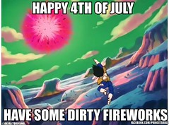 DIRTY FIREWORKS. (Prince Tarble) Tags: ocean 2 game anime bird wearing ball studio dead japanese die all dragon fireworks brother