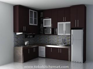 kitchen set L