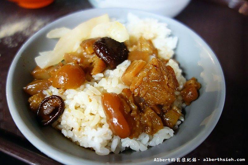 【旗津小吃美食】高雄旗津.不一樣赤肉羹、甘蔗冰茶、香蕉包香蕉