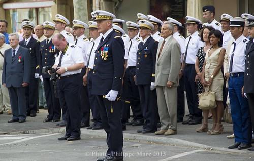 Général Gilles MODERE - Commandant la Base Aérienne 701