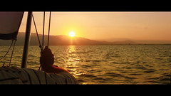 a vela ... (Seracat) Tags: boat delta catalonia catalunya vela ebre catalogne veler seracat marcserarols