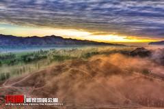 甘肃·张掖·临泽·丹霞·晨·昏·绝唱