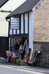 Wool Shop, Ruthin (Upsadaisy2) Tags: wales yarn ruthin woolshop