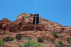 Chapel of the Holy Cross (jessp.) Tags: margueritebrunswigstaude catholic chapel holy cross sedona arizona desert small prayer candles peaceful inthemountain built art architecture road trip roadtrip jess petrohoy jesspetro canon t4i
