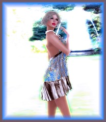 Alafolie Mimi (ucy ovelips) Tags: sexy beauty fashion french model women mesh style best blond belle mode beautifull topmodel alafolie wonderfull secondelife flickraward mimischoice