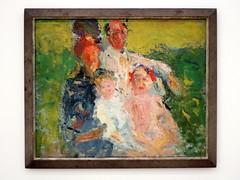 Richard Gerstl - The Schneberg family, 1907 (RMH40) Tags: vienna art modernart modernism impressionism mumok museummodernerkunst richardgerstl